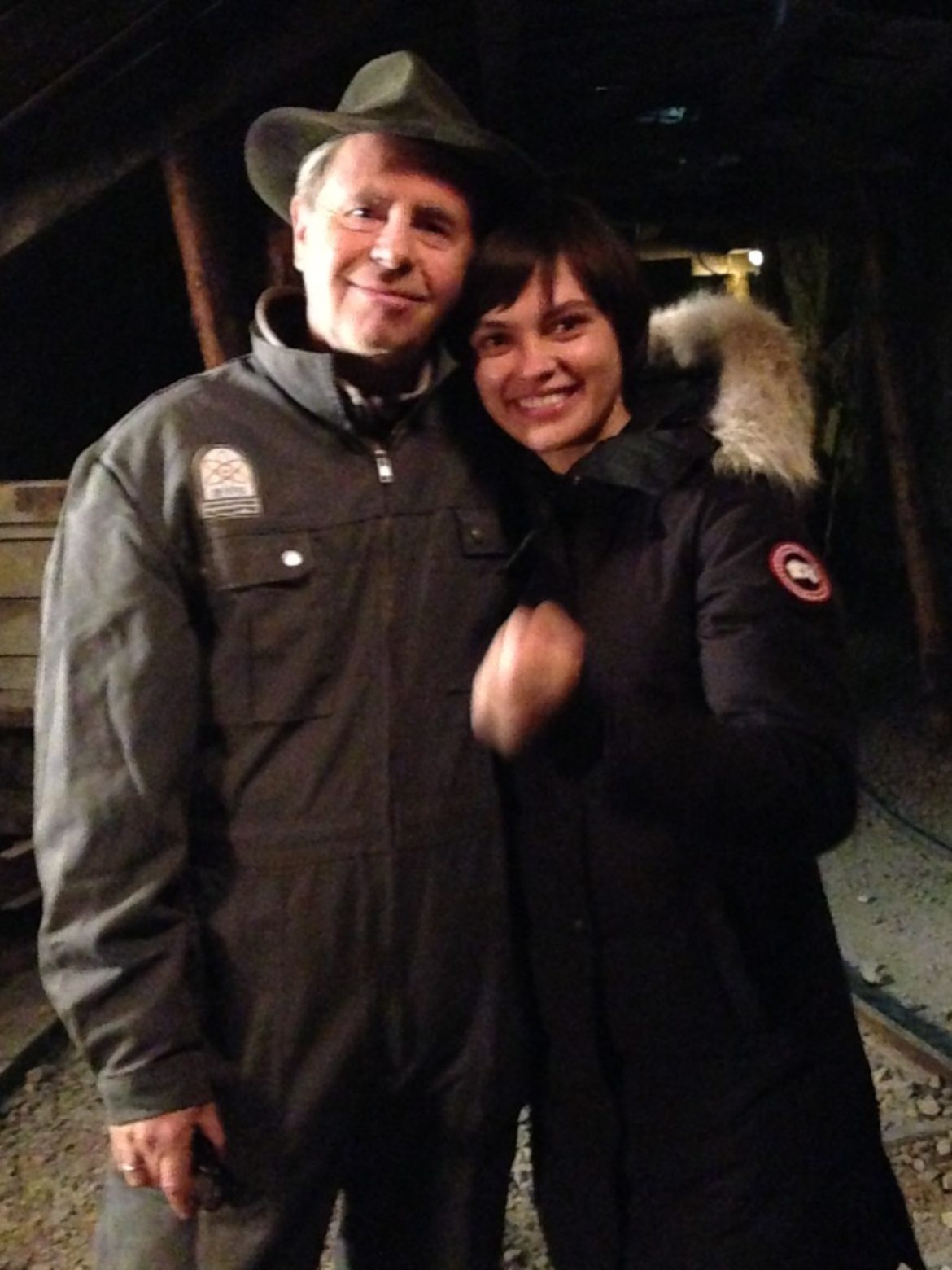 """Silvia Busuioc recently finished shooting the epic film """"Gotthard"""""""