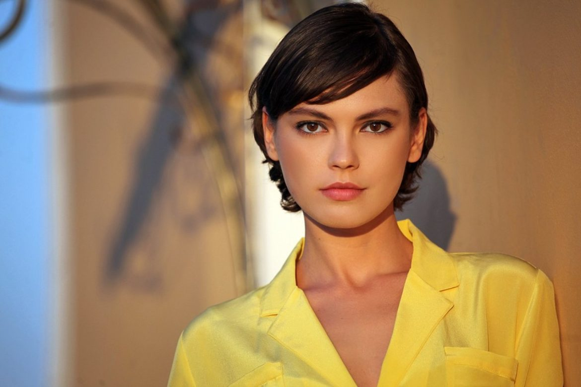 SILVIA BUSUIOC cast in THE SNOWMAN, a Tomas Alfredson film