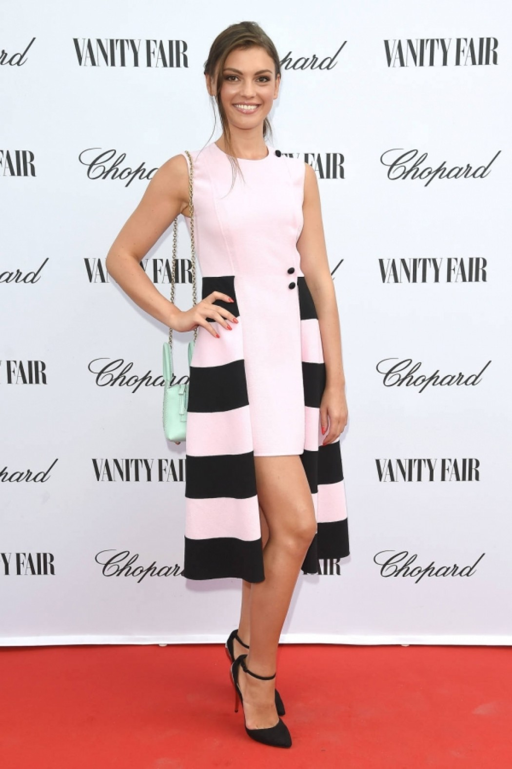 Silvia Busuioc at Vanity Fair event